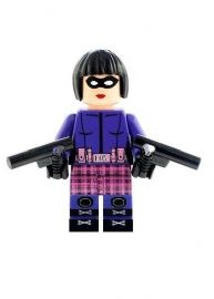 Hit Girl (Kick Ass) - Custom Designed Minifigure